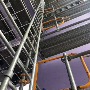 Projects  |  Confined Space  |  Wall Access  |  Scaffold Planks  |  Ladder Access
