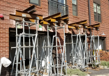 Projects  |  Plus One Mid Atlantic  |  Shoring