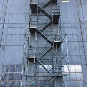 Projects  |  Sparrows Point  |  Stair Tower