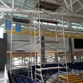 Projects  |  Towson University  |  Rolling Tower